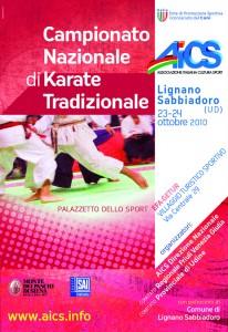 AICS  - Karate tradizionale Shotokan